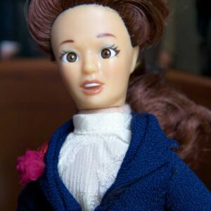 lawyer doll