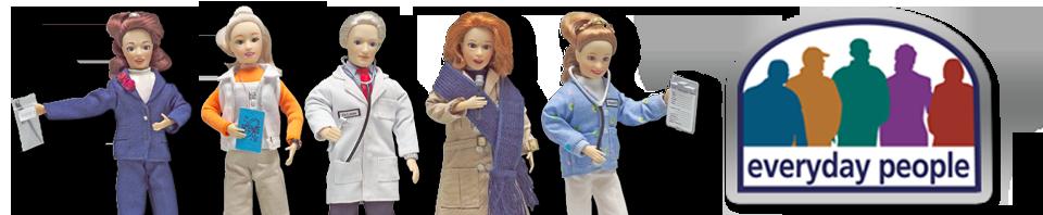 Everyday People Dolls
