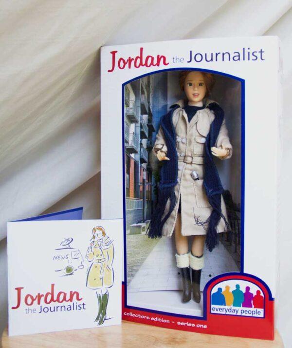 Journalist Doll