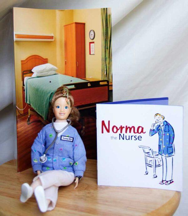 nurse doll gift