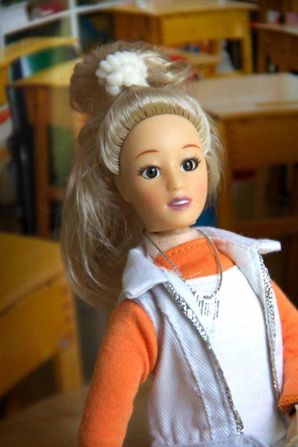 teacher doll